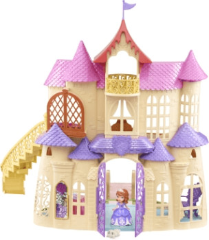 Mattel Sofia the First Magical Talking Castle