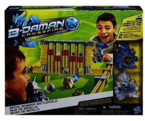 Hasbro B-Daman Crossfire - Break Bomber Battlefield (A4464)