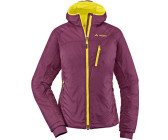 Vaude Women's Alagna Jacket II Bordeaux