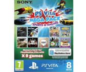 PS Vita Sports & Racing Mega Pack (PS Vita)
