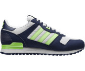 Adidas ZX 700 light onix/ray green/dark indigo
