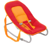 Hauck Lounger Red-Safran