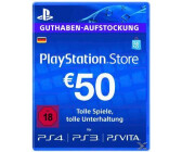 Sony PlayStation Network Card