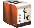 Morphy Richards 222050 Accents Copper Steel 2 Slice Toaster Price comparison