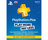 Sony PlayStation Plus Abonnement