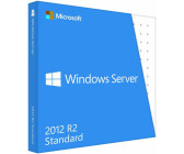 Microsoft Windows Server 2012 Standard R2 (2CPU/2VM) (SB/OEM) (DE)