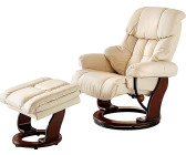 MCA-furniture Relaxsessel Galgary creme