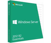 Microsoft Windows Server 2012 Standard R2 Essentials 64Bit (OEM) (1-2 CPU) (DE)
