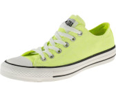 Converse Chuck Taylor All Star Ox neon yellow