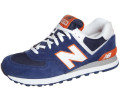 New Balance 574 blue/orange (ML574BWO)