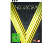 Sid Meier's Civilization V: The Complete Edition (PC)