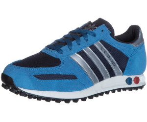 Adidas LA Trainer legend ink/white vapour/metallic silver