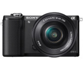 Sony Alpha 5000 Kit 16-50mm Black (ILCE-5000LB)