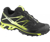 Salomon XT Wings 3 black/black/fluo yellow