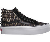 Vans Sk8-Hi Platform studded tiger/true white