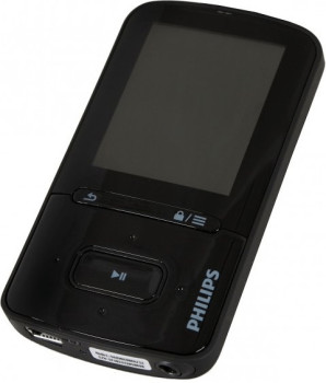 philips gogear vibe 8gb mp3 player manual
