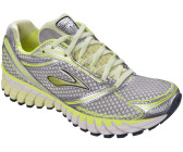 Brooks Ghost 6 Women silver/yellow