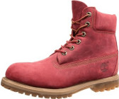 Timberland 6-Inch Premium Waterproof Boot Women's (3204R) red