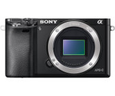 Sony Alpha 6000 Body schwarz