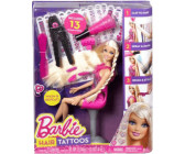 Barbie Haar-Tattoo Barbie
