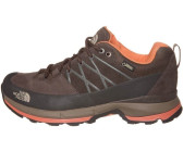The North Face Wreck GTX Men demitasse brown/burnt orange