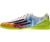 Adidas F5 IN Messi running white/black/solar slime