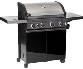 Leisuregrow Grillstream Classic 4 Burner Roaster with Side Burner