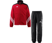 Adidas Kinder Sereno 14 Polyesteranzug university red/black