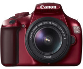 Canon EOS 1100D Kit 18-55mm Canon IS II Red
