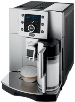 de 39 longhi esam 5500 perfecta cappuccino kaffeevollautomat espressomaschine preisvergleich. Black Bedroom Furniture Sets. Home Design Ideas