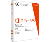 Microsoft Office 365 Personal (1 User) (Win/Mac) (DE) (PKC)