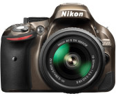 Nikon D5200 Kit 18-55 mm [Nikon VR II] (bronze)