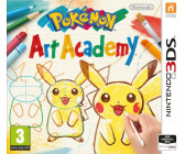 Pokémon: Art Academy (3DS)