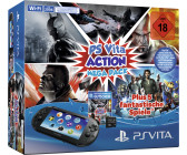 Sony PlayStation Vita Slim Wi-Fi + PS Vita Action Pack + Speicherkarte 8GB