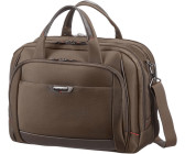 "Samsonite Pro-DLX 4 Laptop Bailhandle expandable L 16"" tobacco"