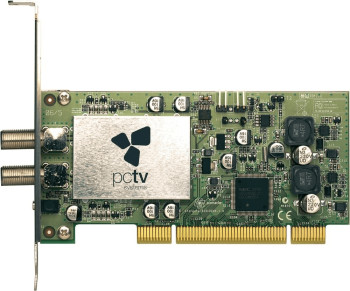 PCTV Dual Sat Pro PCI (4000i)
