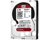 Western Digital Red 3.5 SATA III 5TB (WD50EFRX)