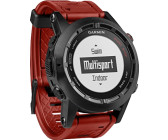 Garmin Fenix 2 SE Special Edition red