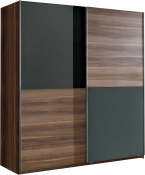 wimex lux 180cm schwebet renschrank kleiderschrank. Black Bedroom Furniture Sets. Home Design Ideas