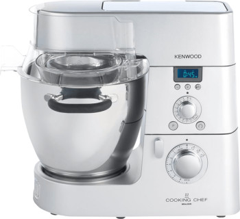 Kenwood cooking chef km 099 premium au meilleur prix sur for Kenwood cooking chef avis