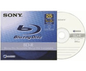 Sony BD-R Double Layer