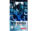 Metal Gear Solid: Digital Graphic Novel (PSP)