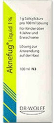 Dr. August Wolff Aknefug Liquid 1% Lösung (100 ml)