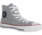 Converse Chuck Taylor All Star Hi - sweatshirt grey (1U452)