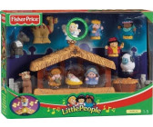 Fisher-Price Little People - Crèche de Noël
