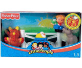Fisher-Price Les animaux de la ferme Little People