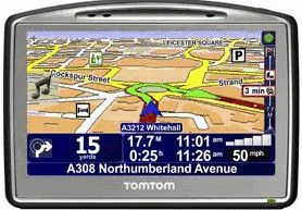 TomTom Go 920 Traffic (920T)