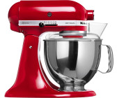 KitchenAid Artisan Küchenmaschine Empire Rot 5KSM150PS EER
