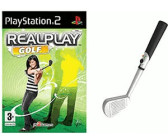 Realplay - Golf + Golf Club Controller (PS2)