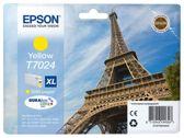 Epson Workforce Pro WP 4535 DWF (T7024 / C 13 T 70244010) - original - Tintenpatrone gelb - 2.000 Seiten - 21,3ml